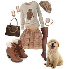 """""""owl"""" by mommymegger on Polyvore"""