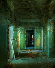 Lier Mental Hospital, Norway