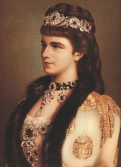 Elizabeth I da Austria - Sissi