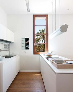 clean and stylish kitchen