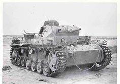 Panzer III, Afrika!!