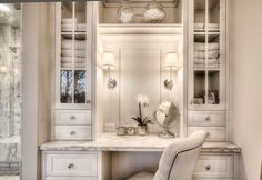 veranda interiors: Our Home {Master Bathroom} Bad Inspiration, Bathroom Inspiration, Beautiful Bathrooms, Modern Bathroom, Master Bathrooms, Luxury Bathroom Vanities, Luxurious Bathrooms, Makeup Vanities, Bathroom Vintage