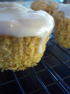 Pumpkin Brown-Butter Cupcakes from blackjack bakehouse