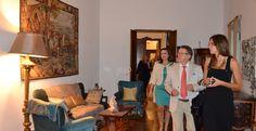 Víctor Del Moral destaca el 'récord histórico' de alojamientos rurales en Extremadura, que ya cuenta con 8.764 plazas