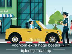 Boete tijdens het roadtrippen met een huurauto? Voorkom dat deze nog hoger wordt. Lees het op het blog van Sunny Cars.