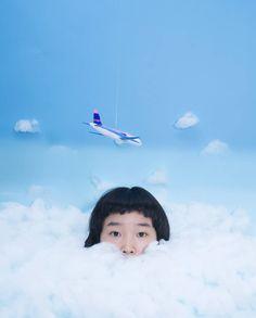 Grim Fashion Photography by Izumi Miyazaki – Fubiz Media Artistic Fashion Photography, Self Portrait Photography, Space Photography, Surrealism Photography, Abstract Photography, Portrait Art, Creative Photography, Fine Art Photography, Street Photography