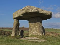 https://flic.kr/p/N2tjko | Lanyon Quoit | Lanyon Quoit is a Cornish Dolmen that dates back to the Neolithic period (3500-2500BC), predating the pyramids in Egypt.