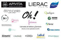 """Laboratorios participantes en la  I Jornada de Belleza y Farmacia """"Oh! farma""""   #ohfarma2015 #consejosdefarmacia #cdf_nheken #consejosdefarmacia_nheken #cdf #farmablogger #farmacia #farmaciaybelleza #dermofarmacia #dermocosmetica #ilovedermo"""