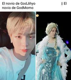 Ver Memes, Kim Heechul, Cosplay Anime, Fandom Memes, Meme Faces, These Girls, Mamamoo, Super Junior, Ikon