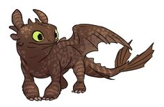 """jackthevulture: """" A baby Toothless! Animal Paintings, Animal Drawings, Easy Dragon Drawings, Godzilla, Baby Toothless, Beautiful Dragon, Dragon Rider, Anime Sketch, How To Train Your Dragon"""