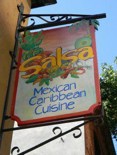 Fab Mexican-Caribbean fare. Try fresh salsa sampler & Molcajetes (plenty to share)
