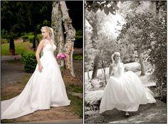 Paris Mountain Photography bridal gown  Wedding bridal portrait Belle Terra Rome, GA