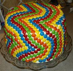 A birthdaycake for my 7 year old