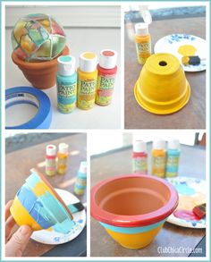 Garden Globe Craft DIY | Tween Craft Ideas for Mom and Daughter