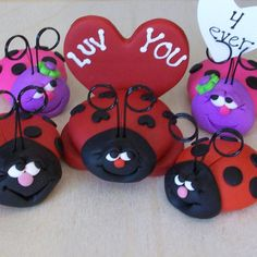 How to Make a Polymer Clay Ladybug PDF Tutorial by Peggers on Etsy