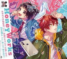 Honey Works, It Works, Cute Anime Guys, Anime Love, Zutto Mae Kara, Girls Manga, Genesis Evangelion, Anime Scenery Wallpaper, Romance