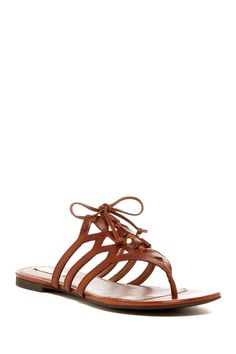 Claudia Flat Sandal by Cole Haan on @nordstrom_rack