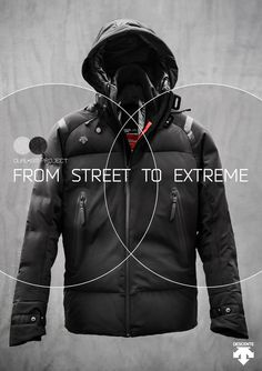 Dualism 'From Street to Extreme' #Outerwear #Mens #Fashion #Jackets #Coats #Street #Technical #Extreame #Mens www.zonetwouk.com