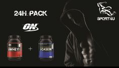 Optimum Nutrition 24H Pack Tricks, Packing, Nutrition, Build Muscle, Bag Packaging