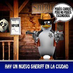 Google ha puesto a un nuevo Sheriff en la ciudad, cuidadín.