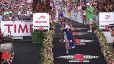 Mirinda Carfrae EXTENDED FOOTAGE at Finish Line 2013 Hawaii Ironman Kona. LOVE this!!! :-D