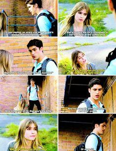 """Susie's dead? That's horrible!"" Jake + Brooke s1"