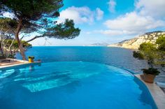 Villa en Port d'Andratx con acceso directo al mar - MallorcaSite.com