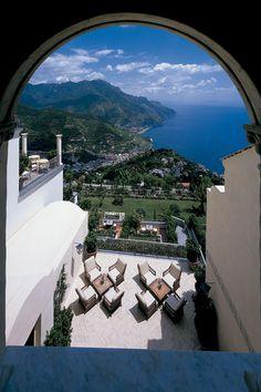 Caruso Belvedere Hotel (Ravello) ,Italy