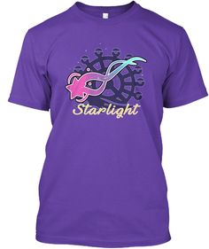 Discover Starlight Teeshirt (Purple) T-Shirt, a custom product made just for you by Teespring. - Starlight is more than a summer getaway, it's a. Awesome Shirts, Cool Shirts, Tee Shirts, Aphmau Merch, Minecraft Outfits, Aphmau My Street, Aphmau Pictures, Castle Bed, Purple T Shirts