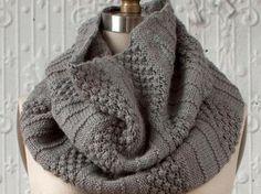 Empalme Cowl Kit - Knitting Kit includes Yarn & Pattern!