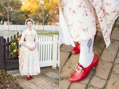 Mode de Lis: · 18th century Robe a l'Anglaise ·