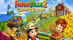 FarmVille 2 Country Escape is one of the most popular farming game featuring: • Collect interesting beach front products alongside your most loved leafy foods • Enhance to your heart's substance as you modify your homestead with your exceptional house • Gather concealed and uncommon fortunes as you find another waterfront ranch • Support and raise a wide assortment of charming ranch creatures • Patio nursery by the lovely blue sea as you improve your ranch with blossoms • Investigate...