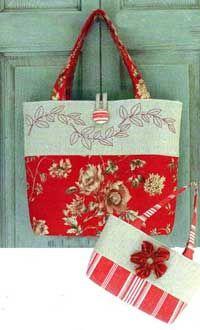 C'est Chic Bags Pattern