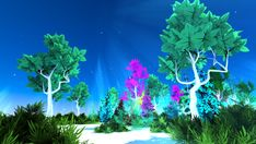 This package is made up of super high-quality trees. Texture detail is simply breathtaking. You can create n number of trees/bushes with this pack. It is very easy to customize and import your own textures or change color of the tree/bushes. I'm sure it will help you create something truly amazing. €31.09