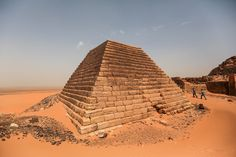 Sudans Meroe Pyramids Are Just As Spectacular As The Ones Youll Find In Egypt