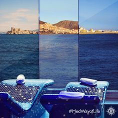 Se détendre: Offrez-vous le plaisir d'un massage tout en profitant d'une vue sur la mer #MedWayofLife