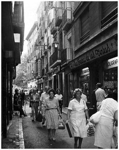 Spain, Street View, Zaragoza, Old Pictures, Tents, Cities, Childhood, Life, Sevilla Spain