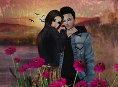 Captured Inside IMVU - Join the Fun!  h