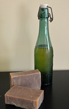 Beer & Wine Soap recipes. Also great tips in general.