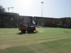 #SandDressing - http://allweatherpitch.co.uk/maintenance/