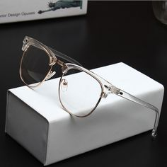 e8f0c2adea 2016 Wholesale Men Brand Design Vintage 3016 Transparent Eyeglasses Frame  Women Myopia Optical Reading Glasses Frame