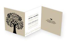 concertina wedding invite - Google Search