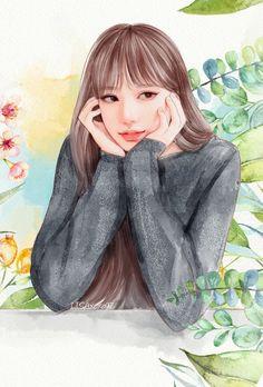 Lisa blackpink fan art