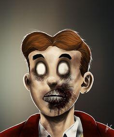 Zombie Portraits - Andre De Freitas
