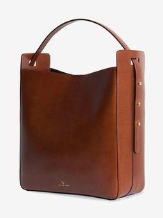 3d146f86b914 Atelier De L Armée LOTTA TOTE Image 0 Leather Tote Bags