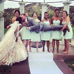 """blackwhitecupid:  """"Awesome interracial couple wedding photography #love #wmbw #bwwm  """""""