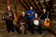 Balsam Range From deep in the Appalachians where the Great Smoky Mountains meet the Blue Ridge comes the Balsam Range band, creatively blending Bluegrass, Folk, Gospel and Jazz into a new American acoustic music experience....