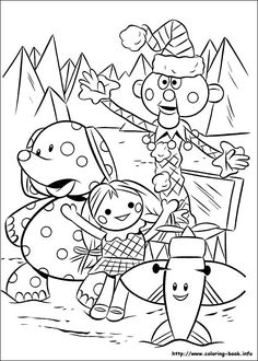 Rudolph the Red-Nosed Christmas Reindeer Coloring Pages / Free Printable Coloring Pages for Kids - Coloring Books Rudolph Coloring Pages, Cartoon Coloring Pages, Disney Coloring Pages, Coloring Book Pages, Pokemon Coloring, Free Coloring Sheets, Free Printable Coloring Pages, Coloring Pages For Kids, Kids Coloring