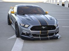 The EAA Mustang makes a statement