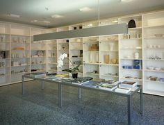 simple shop interior